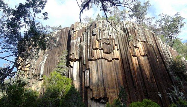 Itinéraire entre Mackay et Sydney : Admirer les sculptures naturelles de Kaputar