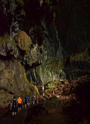 Deer Cave à Gunung Mulu