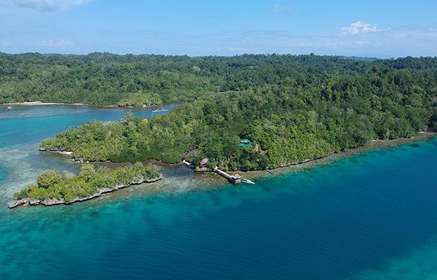 Araya Resort vu d'en haut