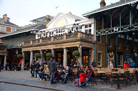 Covent Garden à Londres