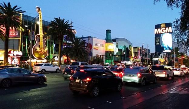 Visite de Las Vegas