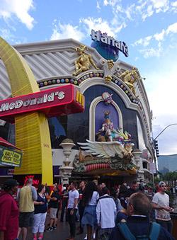 Tout est possible à Las Vegas