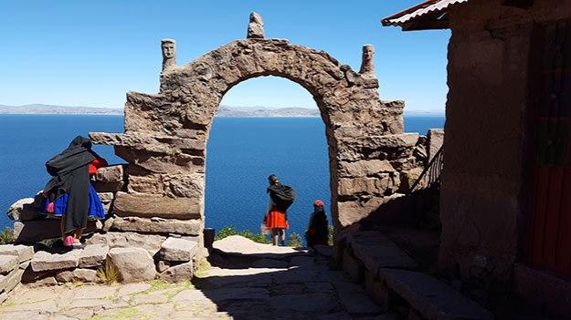 L'île de Taquile