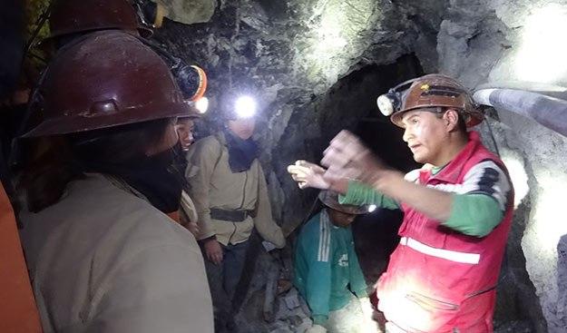 Comprendre comment fonctionne les mines de Potosi