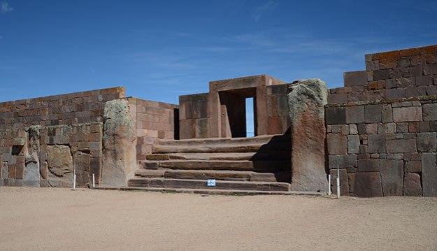Top 5, les ruines Tiwanakus