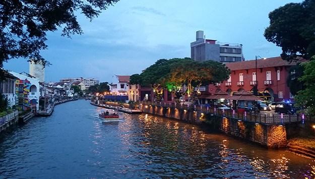 Le Melaka Cruise de Malacca