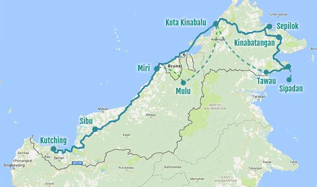 Bilan de notre voyage à Bornéo