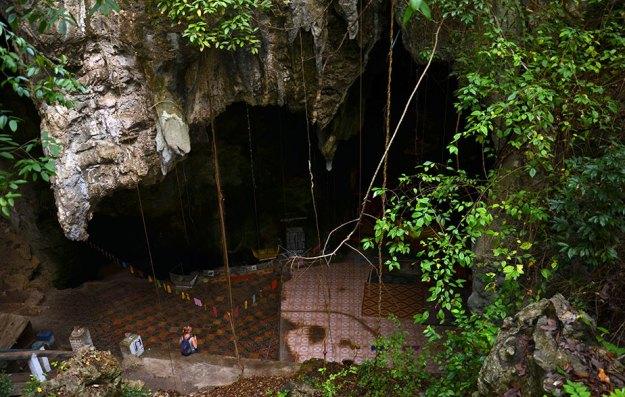 Les Killing Caves de Battambang