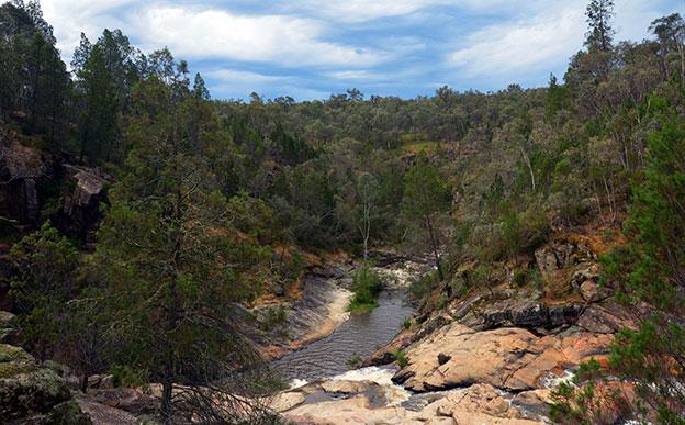 La Reedy Creek fait partie des choses à faire dans le Victoria