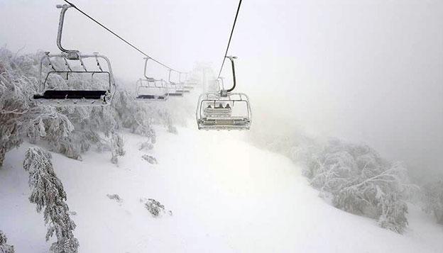 Une saison de ski en Australie