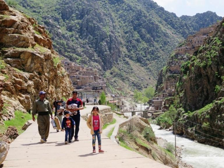 Iran's Kurdistan travel guide: Sanandaj and Palangan