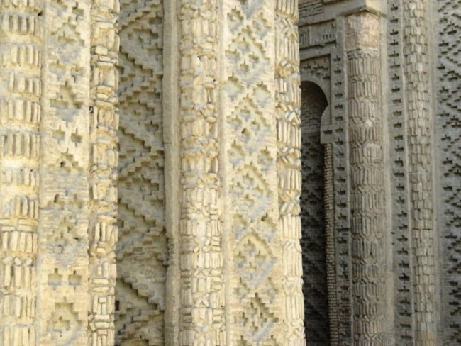 Hakim mosque in Isfahan Iran