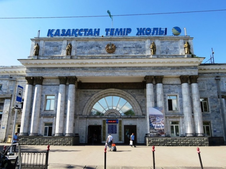 Backpacking Kazakhstan by train: a 2 week itinerary