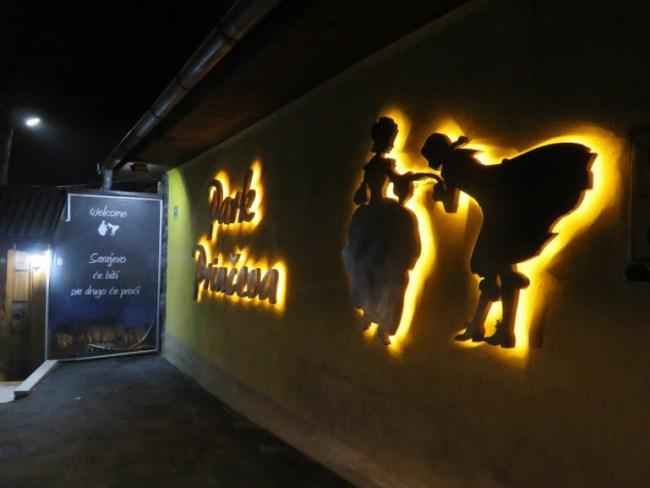 Sarajevo's best restaurants