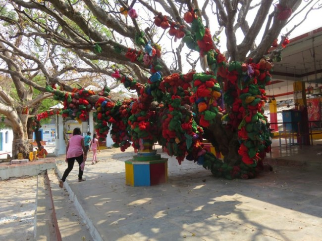 Durga temple in Hampi