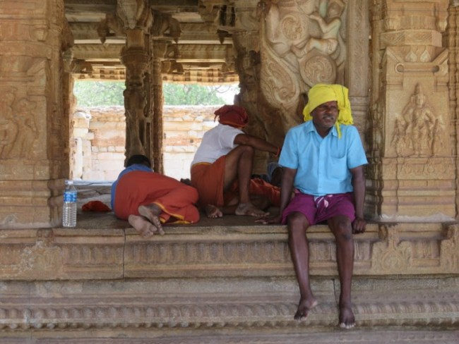 Vittala temple in Hampi