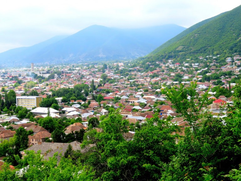 The best of Sheki: Azerbaijan's Silk road