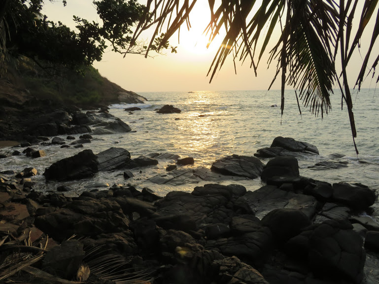 The best beach in Gokarna: serenity and spirituality in India