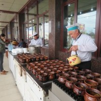 National Food Tashkent: An Uzbek culinary experience