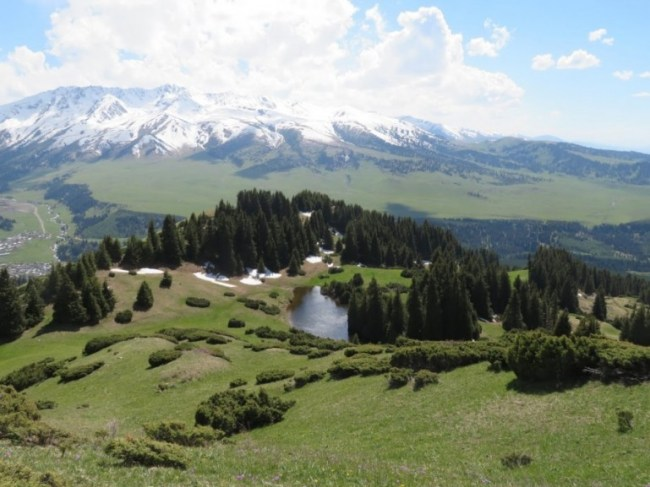 Jyrgalan is one of the best places to visit in Kyrgyzstan for outdoor adventures