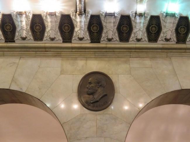 Pavlov at Technologicheski institut metro station