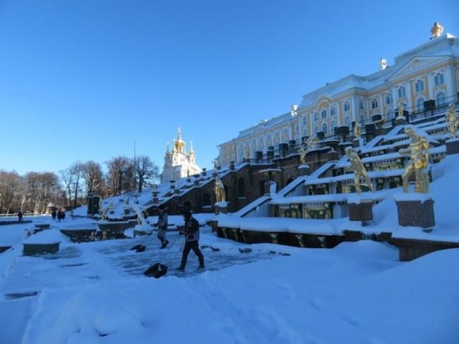 Peterhof St Petersburg