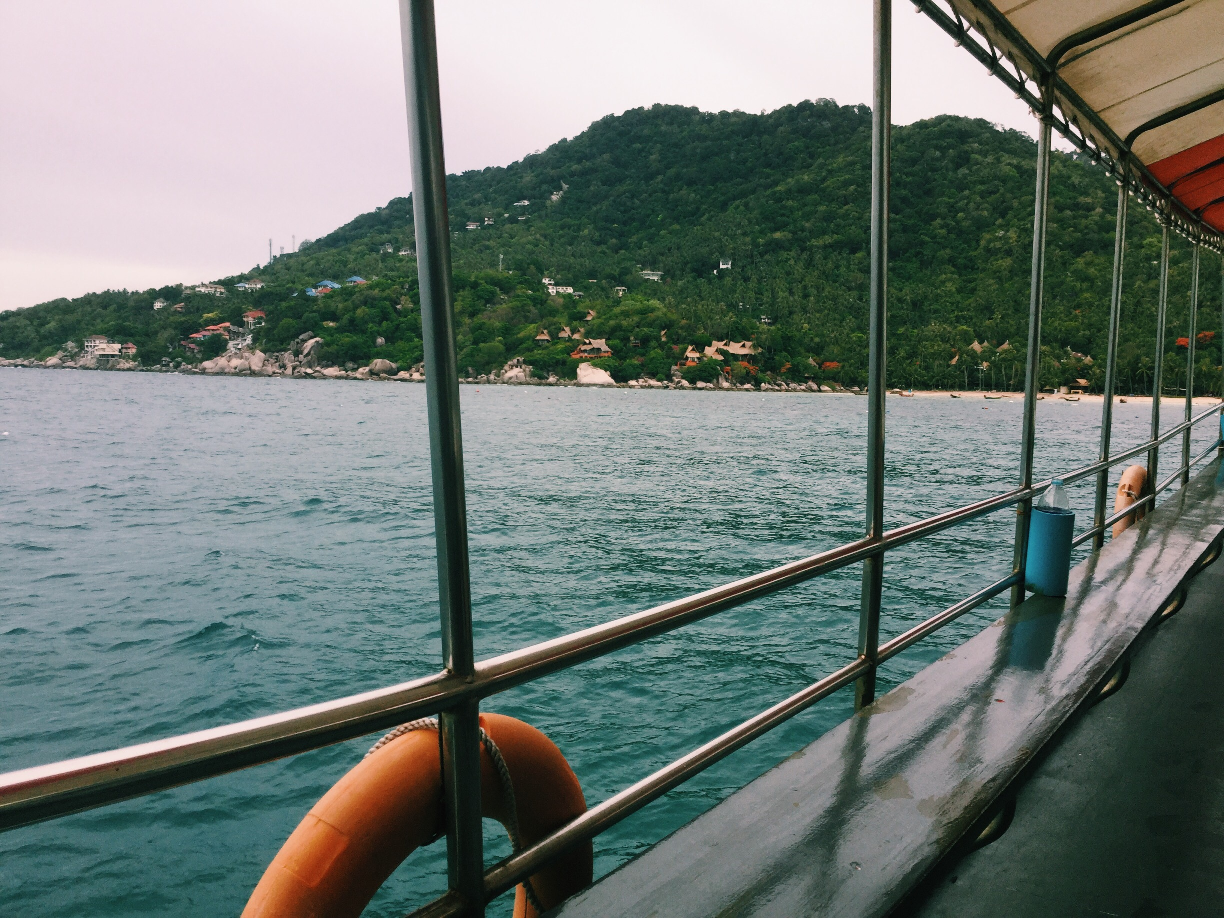 Cheapest scuba diving in the world koh tao thailand backpack bike - Dive in koh tao ...