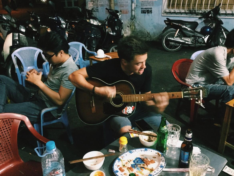 Matti guitar