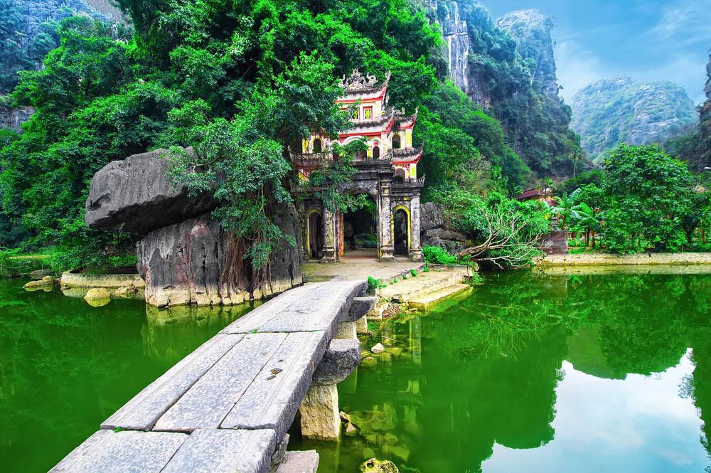 Ninh Binh - Backpacken in Azie