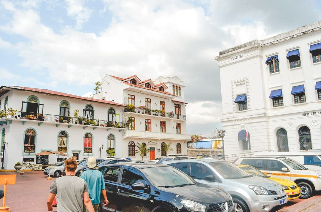 The Jewel Of Panama City, Casco Viejo | Travel blog Panama | What to do in Panama | Panama City | Casco Viejo | When to visit | Where to sleep | Where to eat | How to get around | Amazing photos | Solo Female Travel | Backpackers Wanderlust |