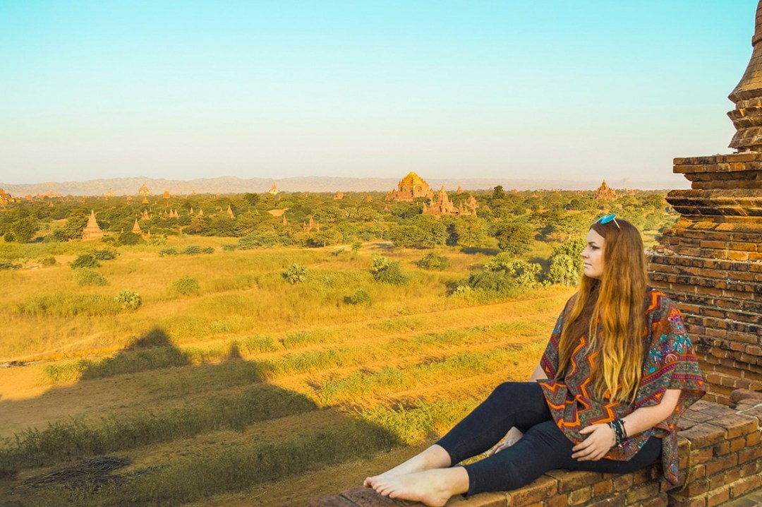 How To Explore The Temples of Bagan, Myanmar | Everything you need to know about exploring the temples of Bagan, Myanmar | From how to get around the area and entry fees to must visit temples and sunrises | What temples to see in Bagan | Temple photos Bagan | Backpacking Bagan | Backpacking Myanmar | Temple guide Bagan | Backpackers Wanderlust
