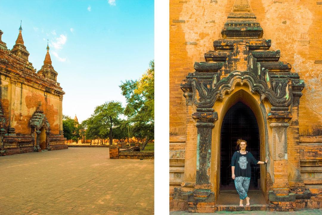 How Much Does It Cost To Travel In Myanmar | Everything you need to know about exploring the temples of Bagan, Myanmar | From how to get around the area and entry fees to must visit temples and sunrises | What temples to see in Bagan | Temple photos Bagan | Backpacking Bagan | Backpacking Myanmar | Temple guide Bagan | Backpackers Wanderlust