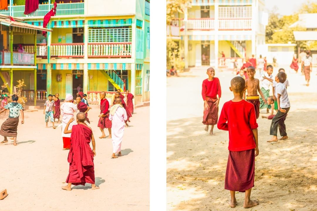 Day Tour Mandalay Myanmar Including Visiting U Bein Bridge, Inwa Town, A Monestary, A Beautiful Sunset And Many More | What to do in Mandalay | Best things to do in Mandalay | Mandalay photography | Travel blog Mandalay | Backpackers Wanderlust |