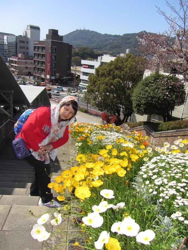 長崎平和公園 – 日本北九州之旅