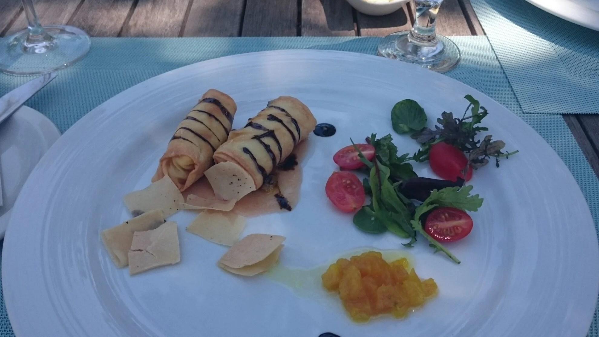 Lekker lunchen | Solms Delta | Franschhoek