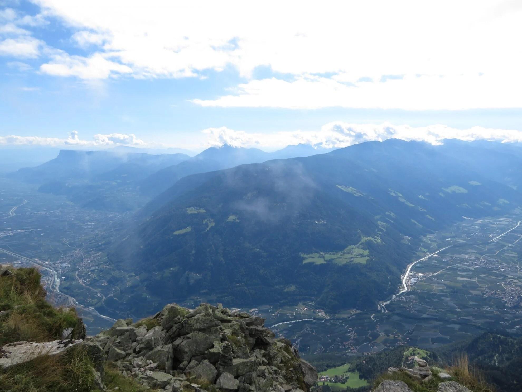 Wandelen in Zuid Tirol | Meraner Land | Mutspitze | Texelgruppe | Dorf Tirol