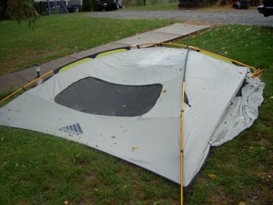 Kelty Carport Deluxe Shelter Test Report By Pamela Wyant