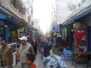 Cestopis Maroko- Essaouira