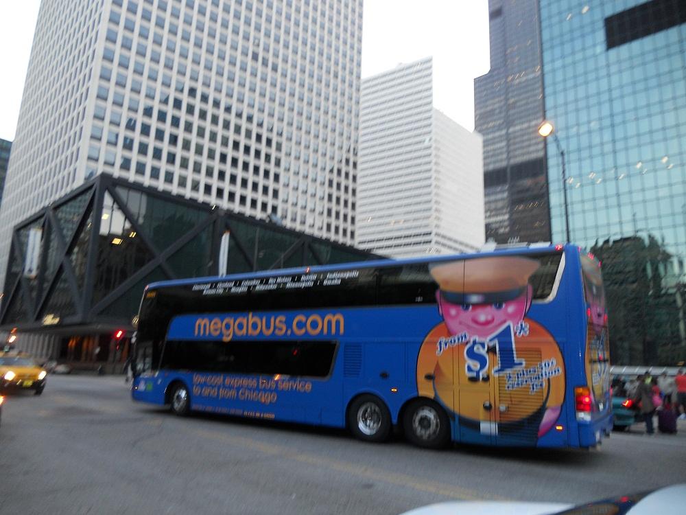 Megabus Review - How to use Megabus USA