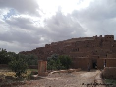 Ait bin haddou, the filming of Gladiator.