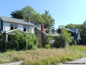An abandoned house in Detroit, how bad is detroit?