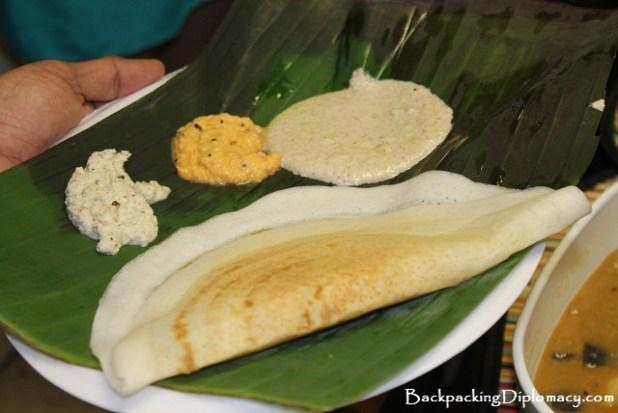 Doza, Indian crepes