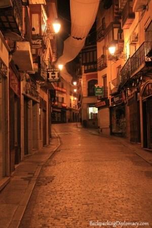 Toledo Spain nightlife