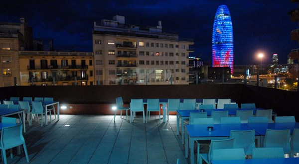 Touring Hostels in Barcelona