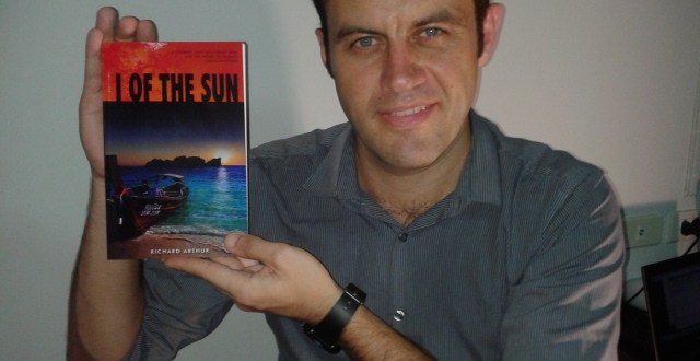 Interview with Richard Arthur, author of I of the Sun
