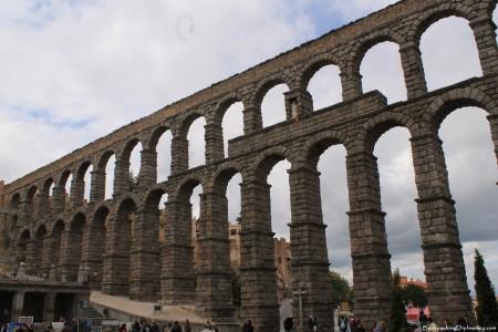 The Aqueducts of Segovia