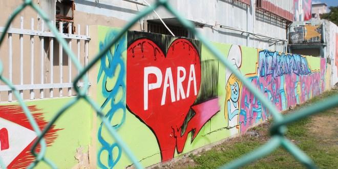 Graffiti in Puerto Rico