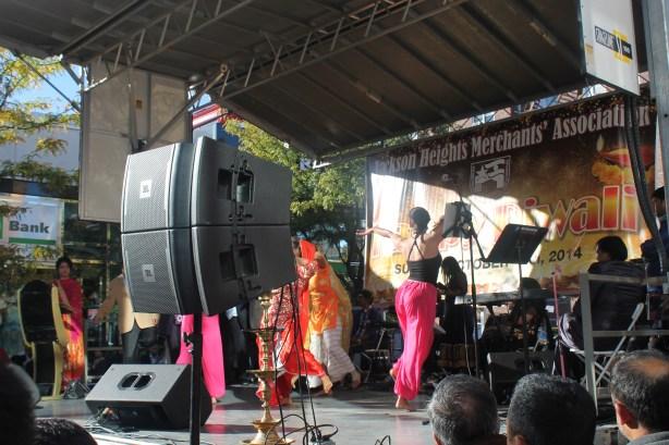 Jackson Heights Diwali festival