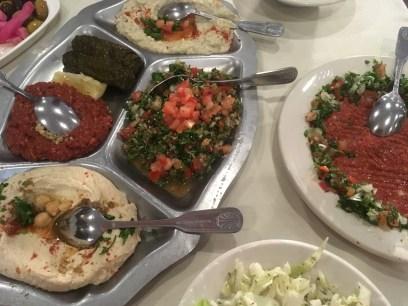 Armenian food in Little Armenia Los Angeles