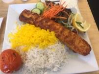 Persian food in Los Angeles Westwood